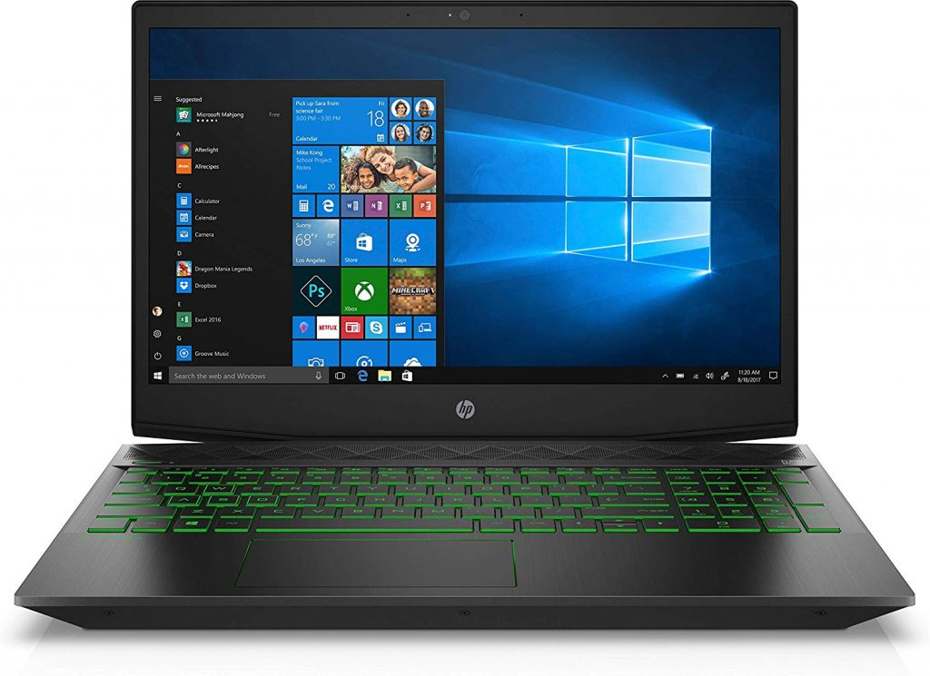 Gaming laptop for Roblox